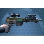 Exceptional Combat Medic / Eliminator / Combat Tech / Supercommando Blaster Pistol