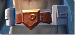 Frontline Veteran Male Belt