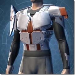 Frontline Veteran Male Breatplate