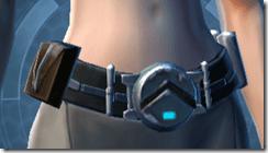 Heartless Pursuer Female Belt