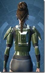 MA-35 Forward Ops - Female Back