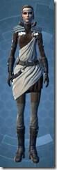 Martial Pilgrim - Female Front