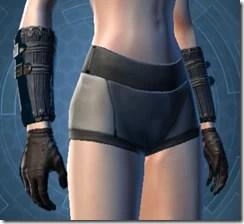Martial Pilgrim Female Gloves