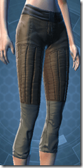 Martial Pilgrim Female Pants