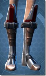 Revanite Vindicator Female Boots