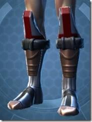 Revanite Vindicator Male Boots