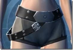Revealing Bodysuit Female Belt