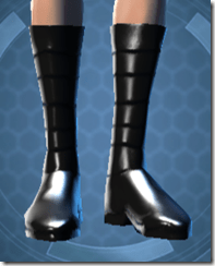 Revealing Bodysuit Female Boots