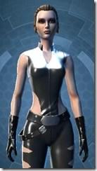 Revealing Bodysuit - Female Close