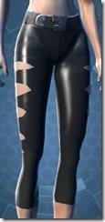 Revealing Bodysuit Female Pants