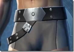 Revealing Bodysuit Male Belt
