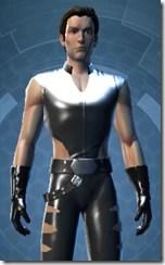 Revealing Bodysuit - Male Close