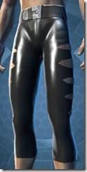 Revealing Bodysuit Male Pants