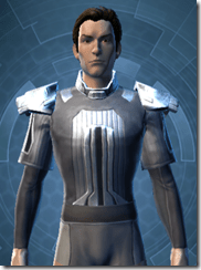 Saberist - Male Front