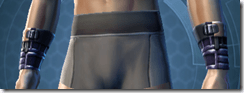 Thermal Retention Male Bracers