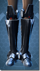 Ardent Blade's Boots - Female Front