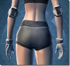 Avenger Handgear - Female Back