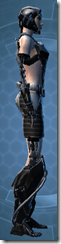 B-100 Cyberbetic Armor - Female Right