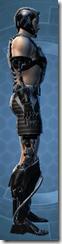 B-100 Cyberbetic Armor - Male Right