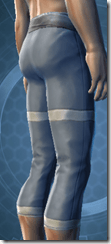 Bantha Hide Leggings - Male Right