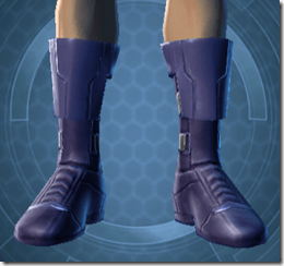 Battlemind's Boots - Male Front
