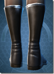 Bolted Boots - Female Back
