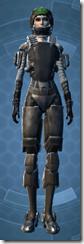CZ-13K Guerrilla - Female Front