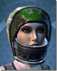 CZ-13K Guerrilla Female Helm