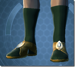 Ceremonial Guard Male Boots