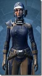 Citadel Agent Imp - Female Close