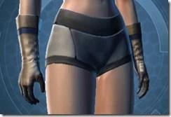 Citadel Agent Imp Female Gloves