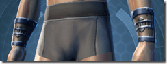Citadel Agent Imp Male Bracers