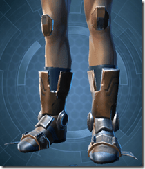 Citadel Hunter Male Boots