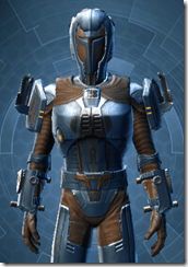 Citadel Hunter - Male Close