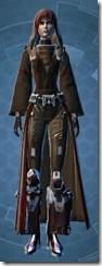 Citadel Knight - Female Front