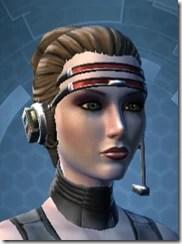 Citadel Knight Female Headgear