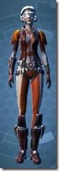 Citadel Smuggler Pub - Female Front