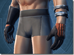 Citadel Smuggler Pub Male Gloves