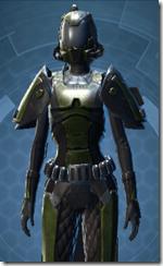 Citadel Trooper - Female Close