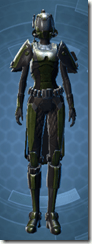 Citadel Trooper - Female Front