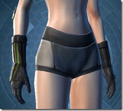 Citadel Trooper Female Gauntlets