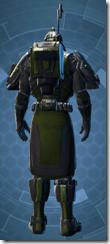 Citadel Trooper - Male Back