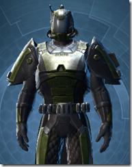 Citadel Trooper - Male Close
