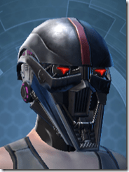 Citadel Warrior Female Headgear