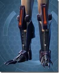 Citadel Warrior Male Body Boots