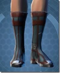 Citadel inquisitor Female Boots