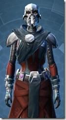 Citadel inquisitor - Female Close