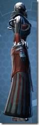 Citadel inquisitor - Female Right