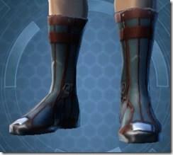 Citadel inquisitor Male Boots