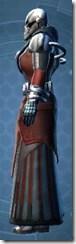 Citadel inquisitor - Male Left